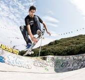 Skateboarder Royalty Free Stock Photography