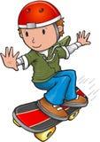 Skateboarder Vector Stock Photos