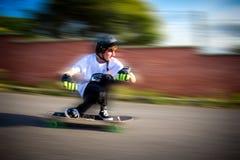 Skateboarder Stock Image