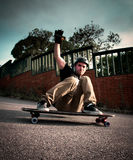 Skateboarder Royalty Free Stock Photo