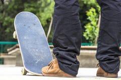 skateboarders Royaltyfri Bild