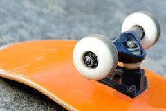 Skateboardhjul Arkivfoton