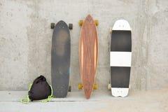 skateboarding photographie stock libre de droits