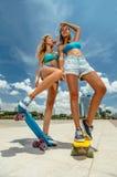 skateboarding Lizenzfreie Stockbilder