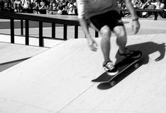 skateboarding Image stock
