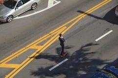 skateboarding fotografia stock