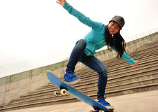 Skateboarding Stock Images