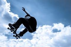 Skateboarding Stock Photos
