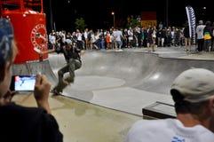 Skateboarding Event Royalty Free Stock Photo