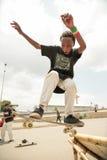 Skateboarding i Addis Fotografering för Bildbyråer