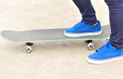 Skateboarding Stock Photos
