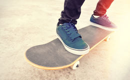 Skateboarding Royalty Free Stock Photography