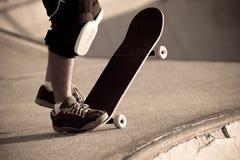 Skateboarding Park Royalty Free Stock Photography