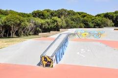 Skateboarding Park Stock Image