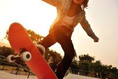Skateboarding Royalty Free Stock Image