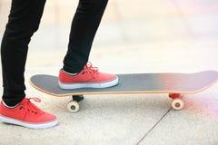 Skateboarding Royalty Free Stock Photo