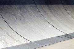 Skateboardrampe. Stockbilder