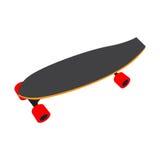 Skateboardstuk speelgoed Stock Afbeelding