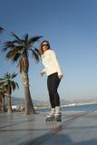 Skateboradåkare Royaltyfri Foto