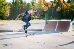 Skatebording Stock Images