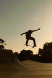Skatepark Imagenes de archivo