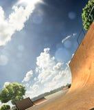 Skatepark Immagini Stock Libere da Diritti