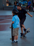 Skatepark Lizenzfreie Stockfotos