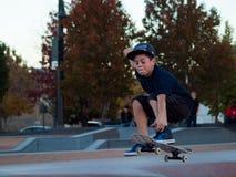 Skatepark Stockfoto