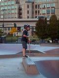 Skatepark Stockfotografie