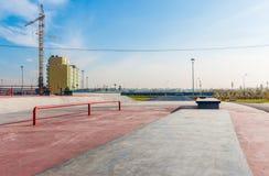 Skatepark Arkivbilder
