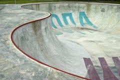 Skatepark royalty-vrije stock afbeelding