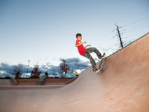 Skatepark Royalty Free Stock Images