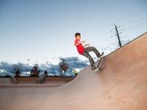 Skatepark Royalty Free Stock Images