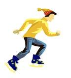 Skater Foto de Stock Royalty Free