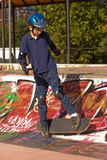 Skater 2 Royalty Free Stock Image