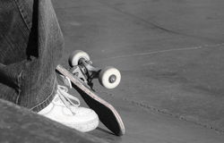 Skater 3 Royalty Free Stock Image