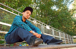 Skater 4 Stock Image