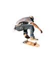 Skater Fotografía de archivo libre de regalías