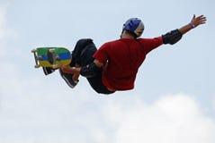 Skater Imagenes de archivo