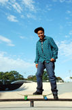 Skater 8 Royalty Free Stock Photography