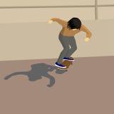 skater Stockfotografie