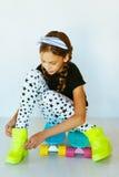 Skater adolescente Fotos de Stock