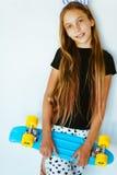 Skater adolescente Foto de Stock