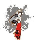 Skater boy Stock Photos