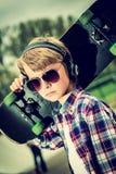 Skater boy Stock Photography