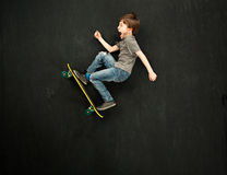 Skater boy Stock Photography