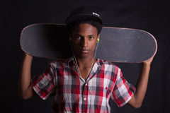 Skater boy Royalty Free Stock Photos
