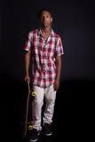 Skater boy Stock Image
