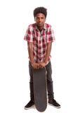 Skater boy Stock Images