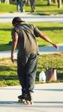 Skater da dança Foto de Stock Royalty Free